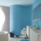 Pintura moderna azul