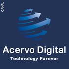 Logo canais acervodigital