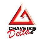 Logo chaveiro delta   getninjas