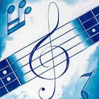 Musica no ceu louvor adoracao