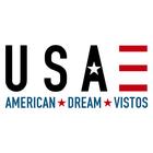 Logo american dream (quardrado)