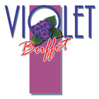 Violet novo s fundo