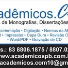Adesivo placa academicos . com   jadson   01