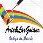 Logotipo arte e lar goiano