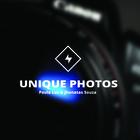 Unique photos   logo