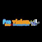 Logo pro vision logo desenho para facebook
