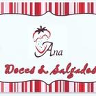 Logomarca anadoces salgados