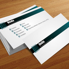 Business cards mockup free psd a