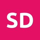 Logo facebook searchdigital