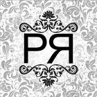 Pr vintage logo