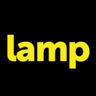 Lamp logo black 650