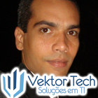 Rosto social   vektor tech