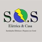Sos eletrica logo