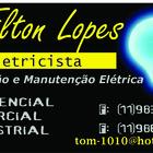 Elton lopes eletricista