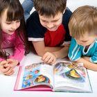 Tn criancas estudando