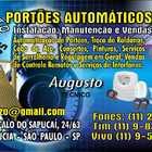 Manutenção e Automatização ...