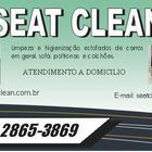 Cart%c3%a3o seat clean