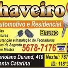 Chaveiro Automotivo e Resid...