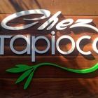 Letreiro chez tapioca