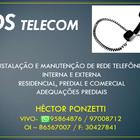 Cart%c3%a3o de visitas ds telecom