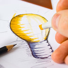 Designer lightbulb