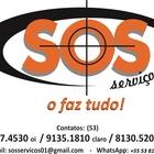 Logomarca sos whats