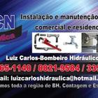 Bombeiro Hidráulico em Belo...