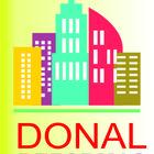 Donal logo