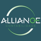 Logo alliance color negativo