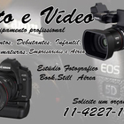 Fotógrafo e Cinegrafista