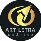 Art letra circle logo small