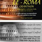 Le roma cartao