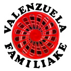 Valenzuela familiake letras pretas
