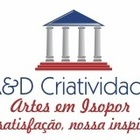 Aed criatividade artes em isopor2
