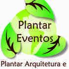 Logo plantar vertical