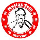 Logo oficial service