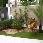Jardins de casas simples pequenas4