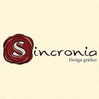 Logo sincronia 2x2