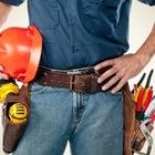 Homem com ferramentas