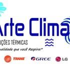 Logo marca arte clima