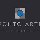 Logotipo ponto arte design principal