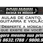 Aulas de Canto, Violão e Gu...
