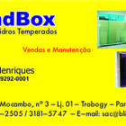 Blindbox Serviços em Vidros...