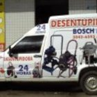 Desentupidora Bosch Makita