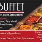 Ml Buffet e Eventos! Sua Fe...