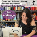 Costura, Consertos, Reforma...