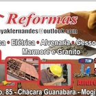 Habyak Fernandes - Reformas...