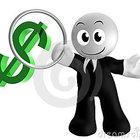 %c3%adcone do instrutor 3d do s%c3%admbolo do dinheiro 13253914