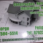 Construções, Instalações e ...