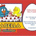 Convite finalizado isabella 296332